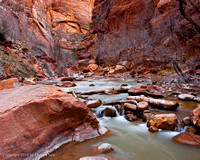 The Narrows, Virgin River, Zion National Park