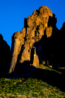 North Pinnacle, Superstition Mountain, Tonto National Forest, Arizona